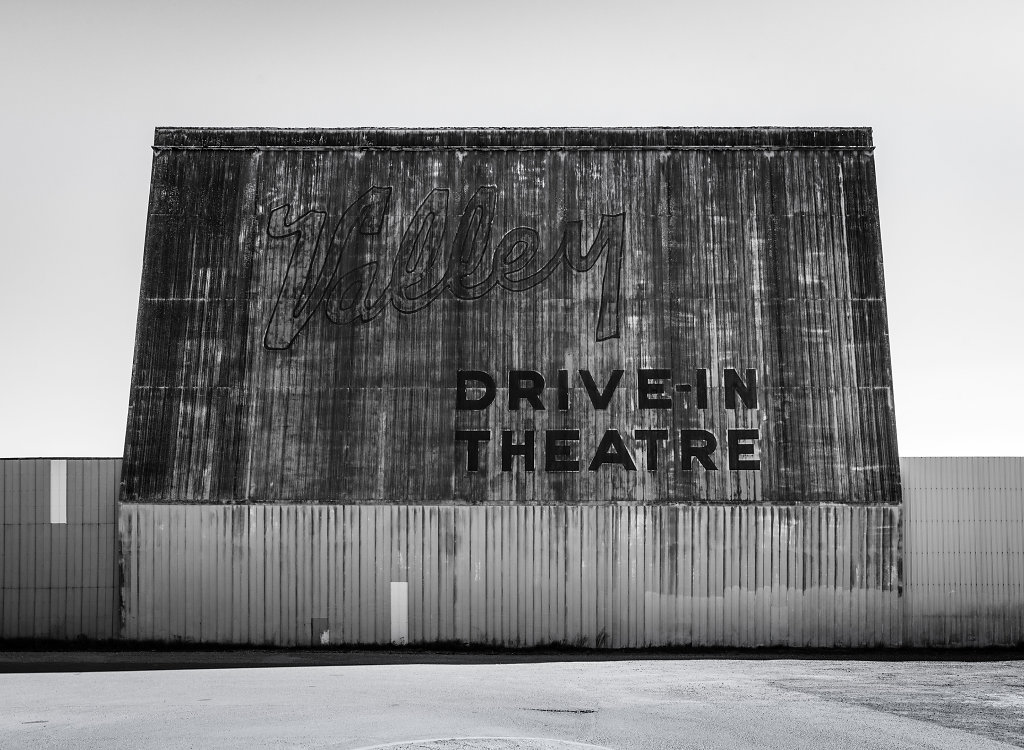 Valley Drive-In, Lompoc, California